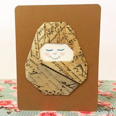New Baby, Baby Cards by TheCraftedLounge on Etsy