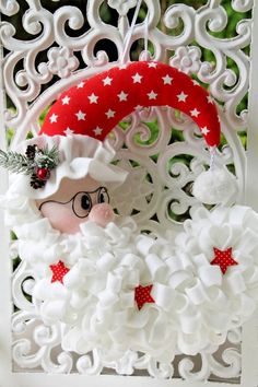 NIKOLAUS WEIHNACHTSMANN ANHÄNGER KRANZ TILDA WEIHNACHTEN ADVENT ENGEL DEKO | Möbel & Wohnen, Dekoration, Sonstige | eBay! Christmas Craft Projects, Felt Christmas Decorations, Christmas Crafts For Gifts, Felt Christmas Ornaments, Christmas Gnome, Christmas Art, Christmas Wreaths, Felt Crafts, Diy And Crafts