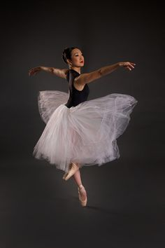 Ballet Magnificat photo....beautiful! Such a beautiful dancer, we saw her in the Arrival and Deliver Us.