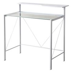 Room Essentials Student Desk - White.Opens in a new window