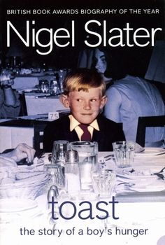 Toast by Nigel Slater is one of the funniest books I've ever read!  This guy is brilliant! www.nigelslater.com