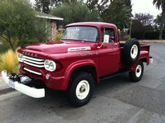 1958 W200 Dodge Power Wagon Maintenance/restoration of old/vintage vehicles: the material for new cogs/casters/gears/pads could be cast polyamide which I (Cast polyamide) can produce. My contact: tatjana.alic@windowslive.com