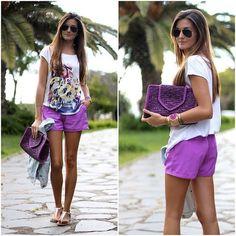 Natura Shirt, Natura Short, Natura Bag, Natura Sandals  Marilyn´s Closet Blog