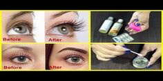 A simple DIY serum to grow your eyelashes and eyebrows really fast. This is a natural method hence it won't irritate your eyes. Ingredients Aloe