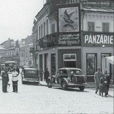 Centrul Vechi, Bucuresti Old Photos, Vintage Photos, Romania People, Paris, Old City, Traditional House, Historical Photos, Homeland, Time Travel