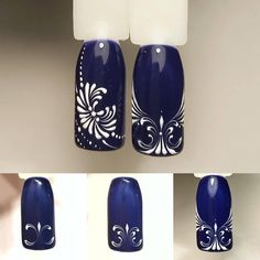 New years pedicure designs Ideas Pedicure Designs, Pedicure Nail Art, Toe Nail Designs, Nail Manicure, Toe Nails, Nail Art Arabesque, Classy Nail Art, New Nail Art Design, Nailart