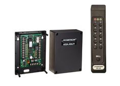Securitron DK-26BKXB Expanded Black Narrow Digital Keypad System W/ Circuit…