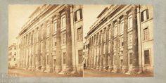 Piazza di Pietra (Henri Plaut, 1859)