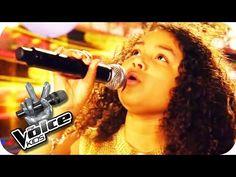 Rebecca Ferguson: Light On (Zoë) | The Voice Kids 2015 | Finale | SAT.1 - YouTube