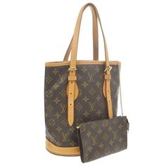 Louis Vuitton Bucket Pm With Attached Pochette Pouch Shoulder Bag. Get one of the hottest styles of the season! The Louis Vuitton Bucket Pm With Attached Pochette Pouch Shoulder Bag is a top 10 member favorite on Tradesy. Save on yours before they're sold out!