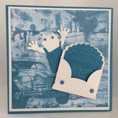 Mijn creaties kaart 131 plechtige communie Theodore