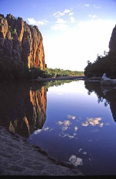 Windjana Gorge National Park, Western Australia by may Western Australia, Australia Travel, Australia Tours, Beautiful World, Beautiful Places, Places Around The World, Around The Worlds, Outback Australia, Australia Landscape