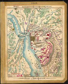 The Siege of Port Hudson