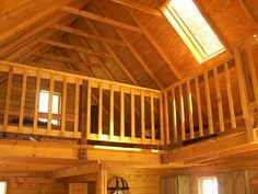 how to build a loft space 18 x 44 | 14 x 24 Owner Built Cabin w/Loft | Truth is Treason
