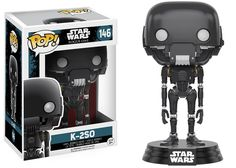 Pop! Star Wars - Rogue One - K-2S0