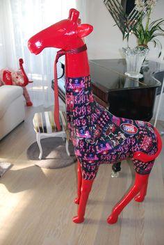 Crazy Girafe !  + de photos sur www.konqui.com