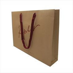 This Brown Paper Gift Bag can be easily decorated to create unique gift bags to suit any celebration. Great for all occasions holidays, birthdays, etc. Perfect to use for party favors at your next party! This Brown Paper Gift Bag is made of environment-friendly paper. Each process is finely processed, insure our products durable in use.