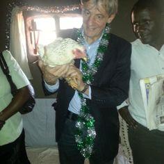 Kidshare in Kenia: Een kip voor Kidshare