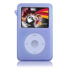 Ipod Classic, Skin Case, Mp3 Player, Consumer Electronics, Apple, Cover, Pink, Blue, Ebay