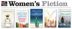 list of best books of 2011 ~ women's fiction
