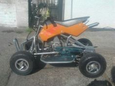 50cc QUAD BIKE ,,