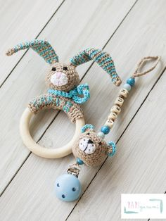 Free crochet pattern for rattle