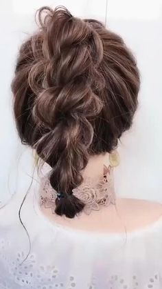 Easy Hairstyles For Long Hair, Twist Hairstyles, Hairstyle Short, Celebrity Hairstyles, Locks Hairstyle, Latest Hairstyles, Easy Hairstyles Tutorials, Easy Upstyles For Medium Hair, Hairstyle Ideas
