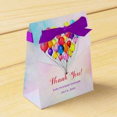 Shop Rainbow BALLOON Girl Birthday cloud Pink Thank Favor Box created by KatalinBatorHos. 1st Birthday Favors, 1st Birthday Girls, Watercolor Clouds, Watercolor Art, Girl Shower, Baby Shower, Rainbow Balloons, Favor Boxes, Hand Lettering