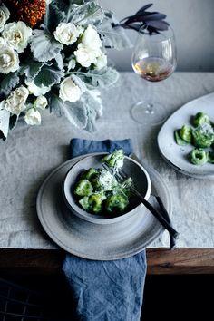 Tortellini mit Brokkoli-Gorgonzola Sauce: Pasta mal anders - mit Gemüse und scharfem Käse sowie einer Brise Muskat!