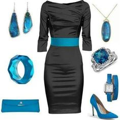 Reminds me of something a Bond girl would wear.