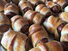 CC's Simple Kitchen: Mini sausage rolls