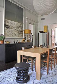 West Village Townhouse Redux | Oliver Freundlich Design
