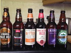 Six ales for Fathers Day. Cheers!  :-) What's your favourite?