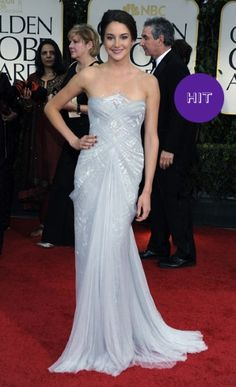 SHAILENE WOODLEY in Marchesa