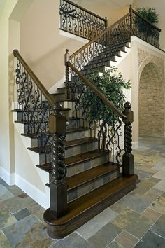 Best Earth Slate Tile Staircase Via Arizonatile Com Elegant 400 x 300