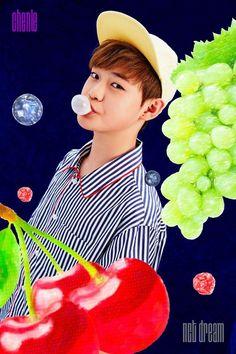 NCT Dream Digital Photobook: Chenle