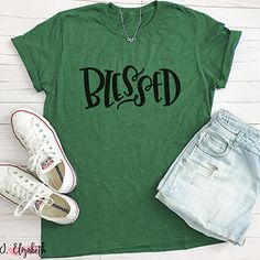 #blessed #blessedbeyondcrazy #blessings #blessedlife #funny #funnyshirt #tshirt #tshirtdesign #graphictee #gifts #giftidea #networking #sales #theblondebombshellboutique