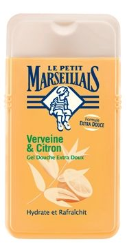 Le Petit Marseillais- Verveine & Citron (verbena and lemon) Shower Gel