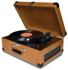 Crosley Travel Record Players