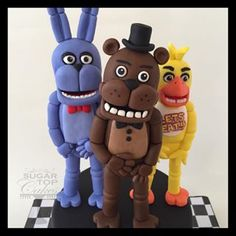 night at freddy's cakes - Google Search