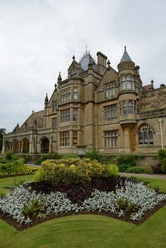 U.K. Tyntesfield Estate near Wraxall, North Somerset, England.  It is open to the public.   // by Nick Kaye
