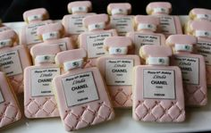 Chanel no 5 cookis