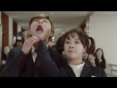【TVPP】 Seo-Joon, Jung-eum - Rijin and Rion's school days, 박서준, 황정음 - 학창시절 @ Kill me heal me - YouTube