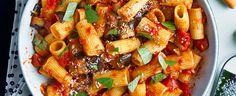 Best ever vegetarian pasta recipes
