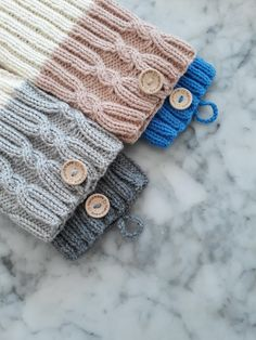 Cable Cosy Knitting