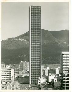bauzeitgeist: Torre Avianca, Bogotá, c.1968