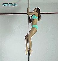 Janeiro/Intermediate https://youtu.be/CxekuIuR7Ik #WikiPole #poledance
