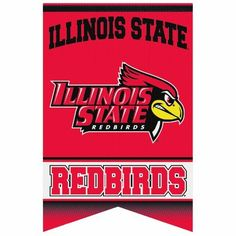 Check out this throwback-style Illinois State Redbirds premium felt banner, now on sale at Amazon.com. By WinCraft, http://www.amazon.com/dp/B0085SQ3AU/ref=cm_sw_r_pi_dp_TzJirb09NZW4V