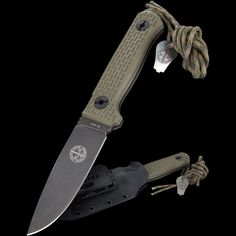 Pohl Force Prepper One Tactical Fixed Blade Knife