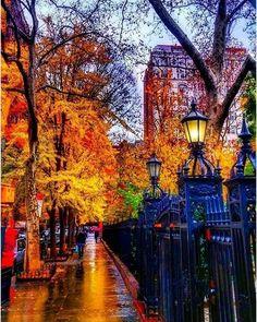 Gramercy Park, NYC